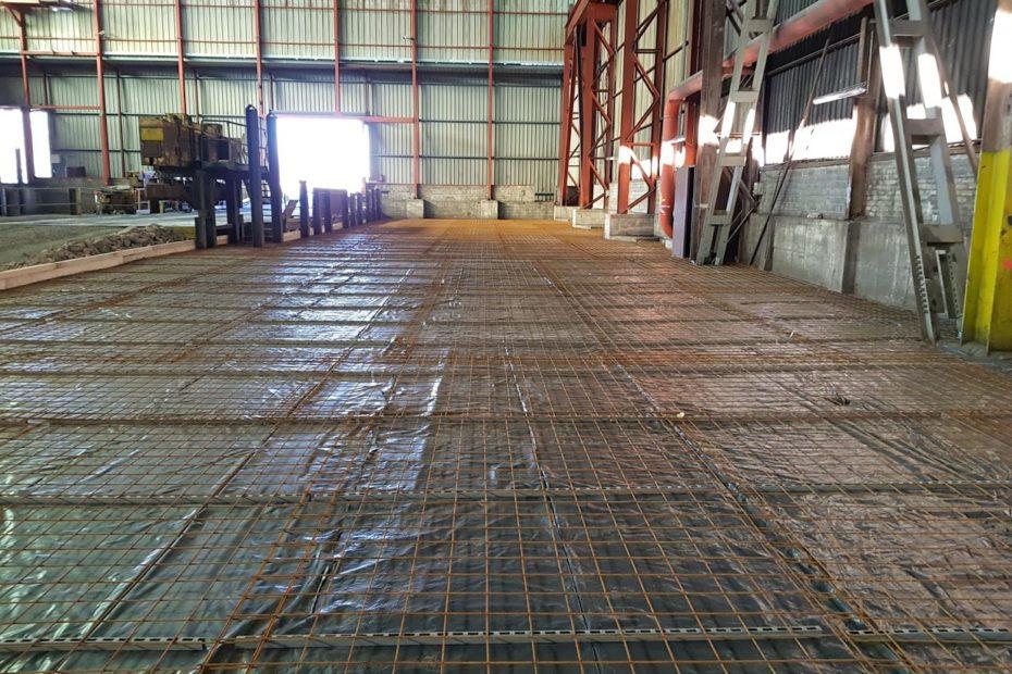 rénovation industrielle